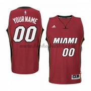 Miami Heat NBA Basketball Drakter 2015-16 Alternate Drakt